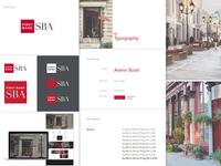 First Bank SBA Branding