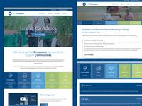 SBA Complete Site Redesign