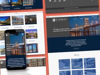 JC Morgan Website Redesign