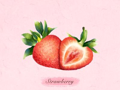 水果:草莓🍓