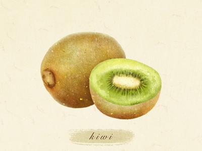 水果:弥猴桃🥝