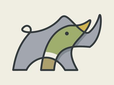 Rhino Duck