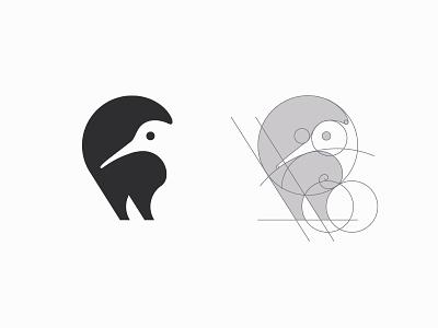 kiwi icon logo rule golden bird kiwi