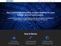 LumberDMS Homepage