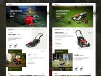 power equipment website