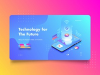 Technology Banner Exploration