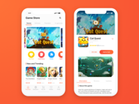 Game Store Design