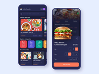 Giallo - Food delivery app