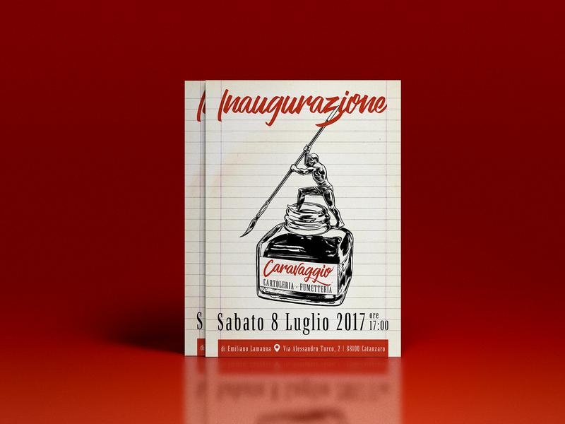 Caravaggio Flyer