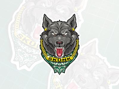 Skunk Logotype