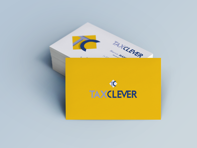 Tax Clever Business Card