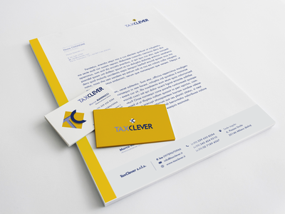 Tax Clever Letterhead
