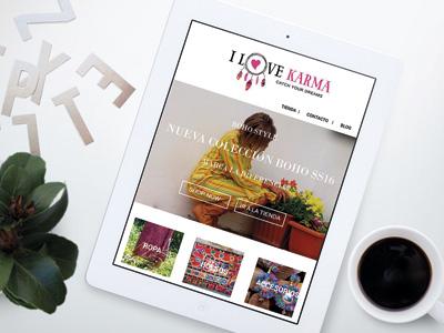 Newsletter 'I Love Karma'