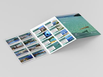A4Tri-fold Brochure Design