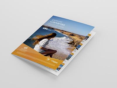 A4Tri-fold Brochure Design layout design travel print layout graphic design brochure tri fold a4
