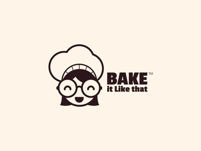 Bake it like that logo