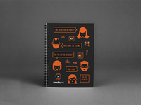 Employee Diary Design for Media.net