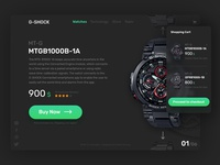 Gshock Website
