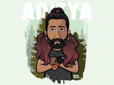 Aditya Shettiyar