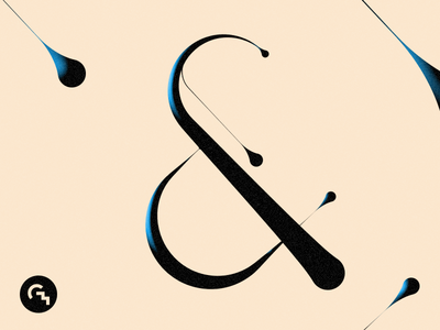 & / Digital calligraphy
