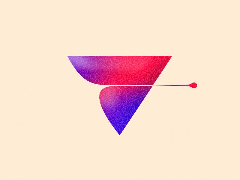 @36daysoftype 2018 - number 7 design color 36daysoftype number 7