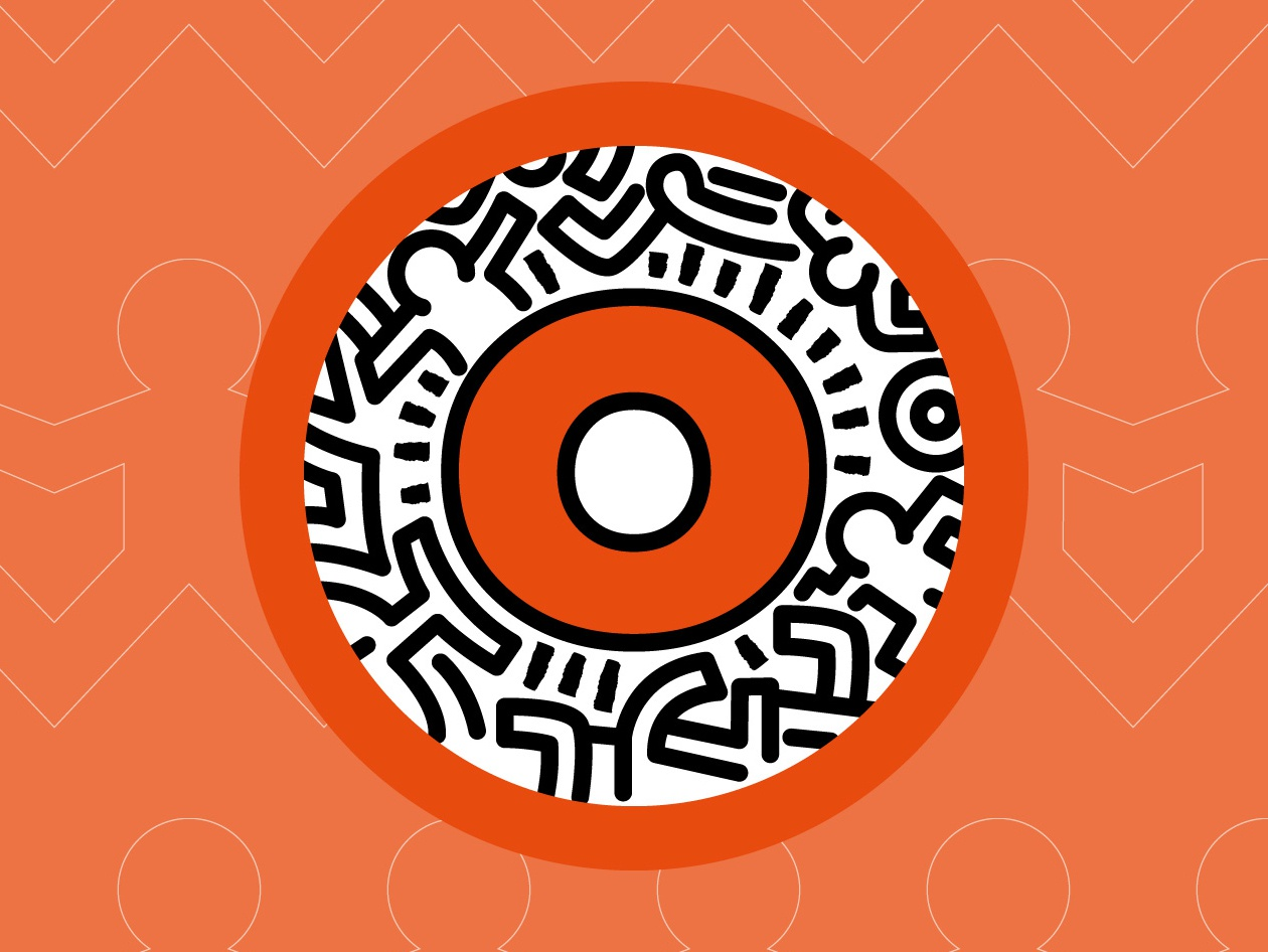 "Mastered an ""O"" Word badges badge badge design illustration redesign creative direction"