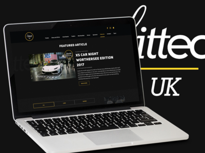 FittedUK - The UK's largest indoor automotive event articles cool sleek minimal tickets cms ux ui event show vehicle car