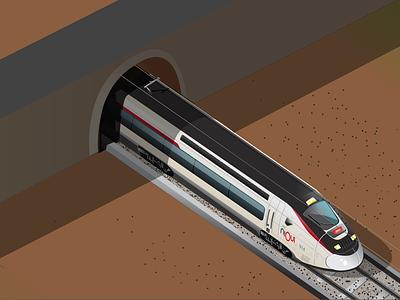 TGV illustration