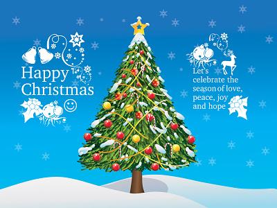 Christmas Greetings christmas card