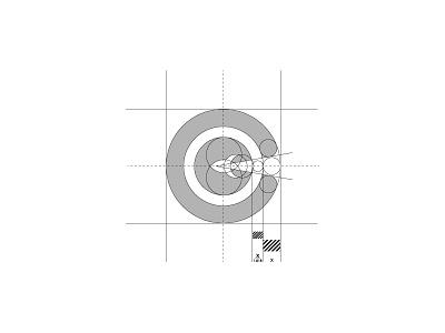 Cache Logo Process rocket c crypto blockchain helllo language symbol brand monogram mark identity logo