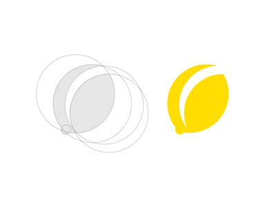Lemon Logo Process lemon branding bitcoin design brand mark blockchain crypto identity logo