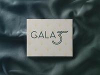 Gala 35 Logo Concept
