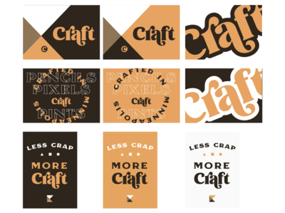 Craft Branding