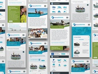 Discover Boating Mobile Layouts