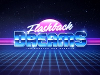 80s Retro Text Effects - No.7