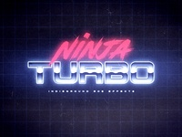 80s Retro Text Effects - No.2