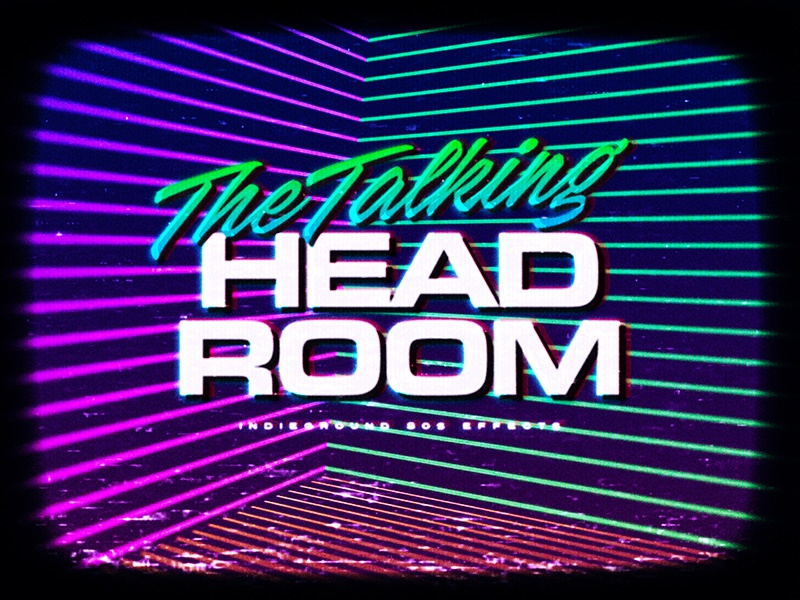 80s Photoshop Text Effects Vol 2 - No 4 by Roberto Perrino