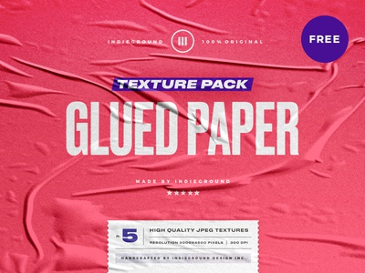 Free Glued Paper Textures attached poster freebie free background real texture pack glued glue wet paper textures texture photoshop