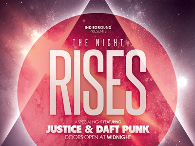 Futuristic Poster Vol. 3 flyer poster template psd futuristic electro space geometric nightclub dubstep gig dj universe