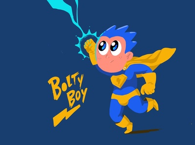 Bolty Boy