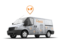 FreshAid Van Design
