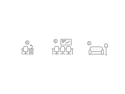 Hexspace Icon Seet iconagraphy icon set icons icon branding extension brand identity graphic design branding