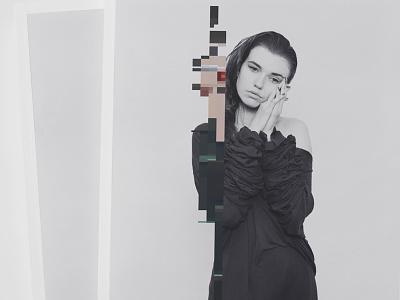 Most Astonishing Wonderful 2014 fashion photography story drew wheeler tim jarvis black and white monochrome colour swatch model