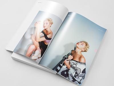 Behind The Sun 2014 magazine photo fashion journal model summer accessories bikini pastel pink sun