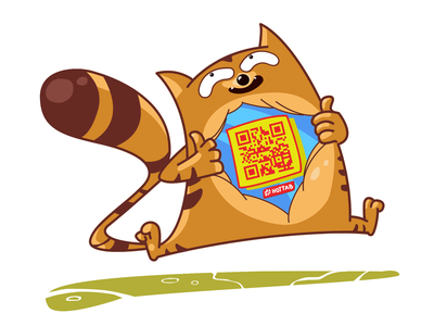 Super Cat character design design illustrations character