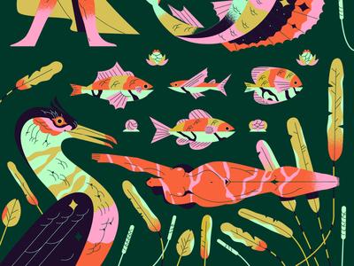 MAR illustrator minimal flat icon vector branding design illustration art