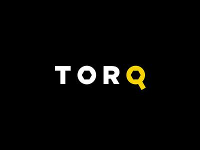 Extra Tight. management business richmond wrench crank twist torque wordmark logo