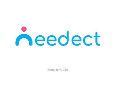 Needect logo icon vector illustration branding logodesign logo