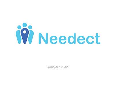 Needect 2 logo design icon illustration logodesign logo branding