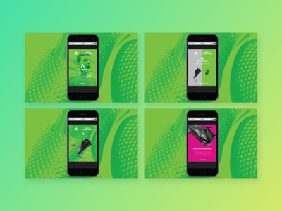 Adidas Boss Everyone Campaign - Mobile Engage